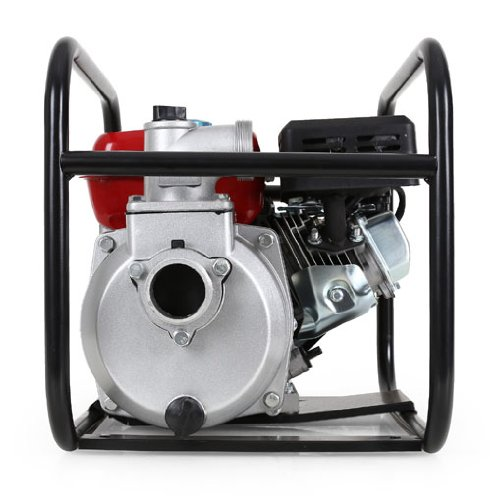 EBERTH 5,5 PS 2 Zoll Wasserpumpe Benzin Motor Pumpe - 6