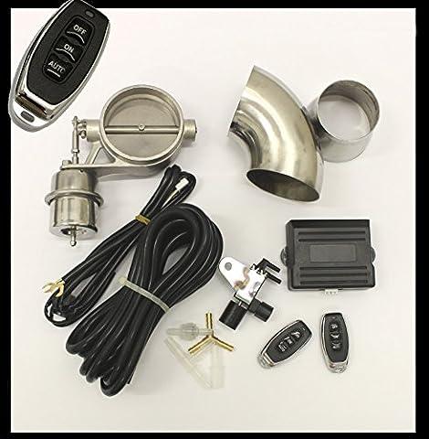 /Flaps Exhaust Cutout Push Flap System Complete Kit