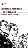 Teatro reunido par Mendoza