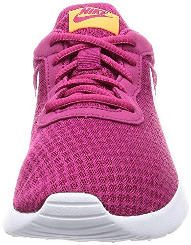 Wmns Sport white Nike Rot Sneaker Damen tart Tanjun Fuchsia TwwgP