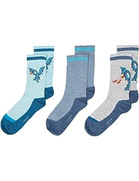 Camano Calcetines para Niños (Pack de 3)