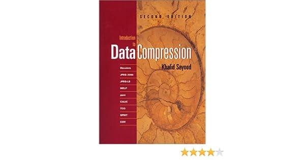 Ebook data khalid sayood compression by
