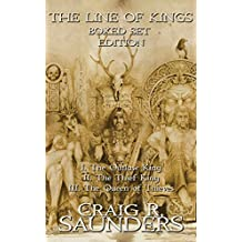 The Line of Kings Trilogy Boxed Set Edition