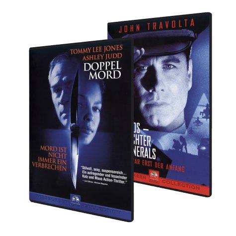 Thriller-Box (Doppelmord & Wehrlos - Die Tochter des Generals, 2 DVDs)