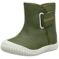 Oderola Baby Faux Fleece Winter Boots Toddler Boys