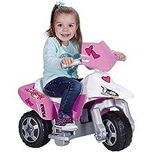 Feber - 800009608 - Véhicule Électrique - La Trimoto Pink Tatoo - 6 V