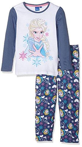 Disney Girl's Frozen Sister and Queen Pyjama Sets