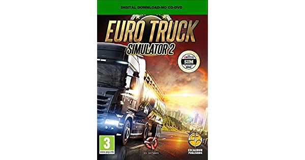 Buy Euro Truck Simulator 2 (PC Code) Online at Low Prices in