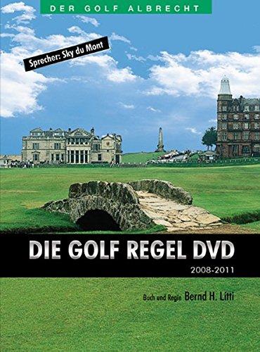 Die Golf-Regel 2008 - 2011, 1 DVD