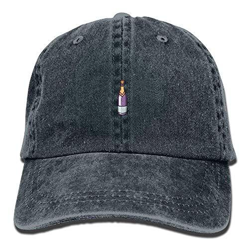 Xukmefat Berretti da Baseball Regolabili Vintage in Cotone e Cappello in  Denim Tinti in Pitbull Dad 23c1bc53ddea