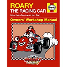 Roary the Racing Car Manual by Steve Rendle (1-Jul-2010) Hardcover