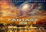 Fantasy (Tischkalender 2018 DIN A5 quer): Fotoberarbeitung zu Fantasybilder (Monatskalender, 14 Seiten ) (CALVENDO Kunst) [Kalender] [Apr 01, 2017] Wuth, Dietmar