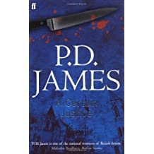 A Certain Justice (Inspector Adam Dalgliesh Mystery) by Baroness P. D. James (2008-09-04)