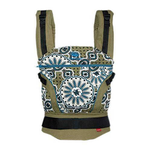 Manduca portabebè e schiena Trage purecotton, scelta di colori: Mandala Herbs