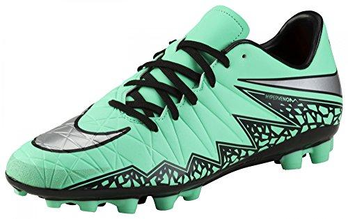 Phelon Verde grn r Scarpe Glw Calcio Plateado Nike Ii Orng b hypr Uomo Slvr Ag Mtllc Hypervenom Da Naranja wC5zxqSFx