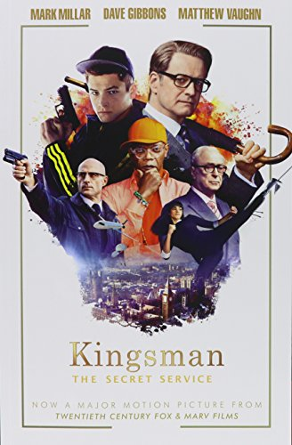 The Secret Service: Kingsman (Movie Edition)