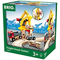 BRIO World - Freight Goods Station