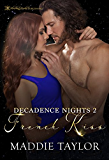French Kiss (Decadence Nights) (English Edition)