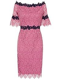 Paper Dolls Womens/Ladies Bardot Midi Bodycon Dress
