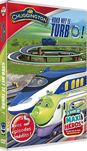 Chuggington   Koko met le turbo ! [DVD]