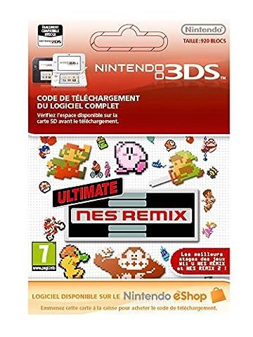 Ultimate NES Remix [Nintendo 3DS - Version digitale/code]