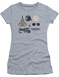 Top Gun - Damen Artikel T-Shirt