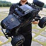 MEILA Ferngesteuertes Auto Off-Road-Rock-Fahrzeug Crawler Truck 2,4 GHz 4WD Hochgeschwindigkeits-Funkferngesteuerte Rennwagen Hochgeschwindigkeits-Geländewagen Drift-Rennwagen Elektro-Rennwagen