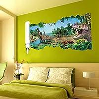 zy-x001Jurassic Park dinosauro Sticker da parete con citazione per salotto, stanza di bambini camera da letto Murals Decals Home Decor