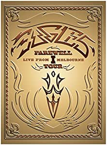 The Eagles: A Farewell Tour [Blu-ray] [2013]