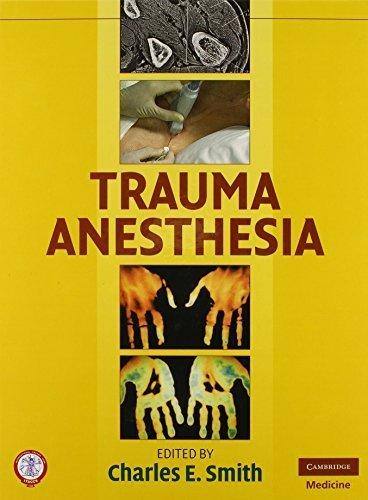 Trauma Anesthesia (2008-06-23)