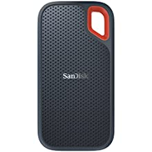 SanDisk Extreme Portable SSD 2 TB Up to 550 MB/s Read
