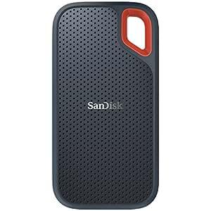 SanDisk 500GB Extreme Portable SSD (SDSSDE60-500G-G25)