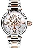 Thomas Sabo Reloj para mujer Karma  Oro rosado y plata WA0315-272-213-38 mm