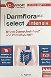 Dr. Wolz Darmflora plus select intensiv, 2 x 40 Kapseln