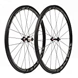 Best Carbon Wheels - VCYCLE Nopea 700C Racing Road Bike Carbon Wheel Review
