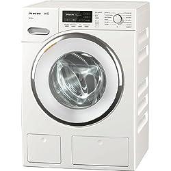 Miele WMG 120 TWINDOS freestanding Front-load 8kg 1600RPM A+++ White washing machine - washing machines (Freestanding, Front-load, White, 8 kg, 1600 RPM, A)
