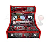 Arcade Machines - Deadpool - 2 jugadores Arcade Bartop Machine - 815 JUEGOS EN 1