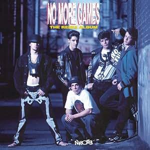 No More Games-Remix Album