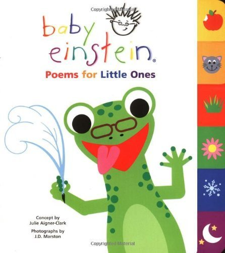 Baby Einstein: Poems for Little Ones by Disney Book Group (2001-10-02)