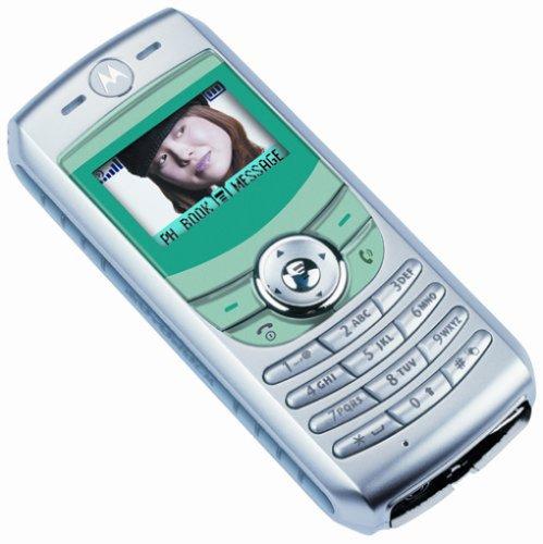 Motorola C550 GPRS numerva