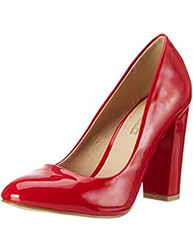Buffalo Damen C354a-1 P2010l Patent Pumps