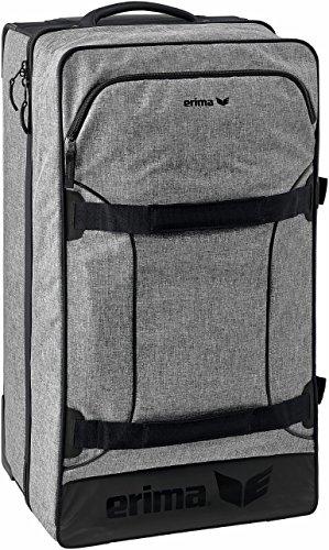 Erima Travel Trolley, grau Melange, M