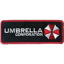 Umbrella - Parche, diseño con el logo de Umbrella Corporation de Resident Evil