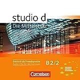 Studio D - Die Mittelstufe: CD B2 Band 2