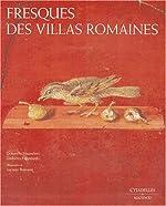 Fresques des villas romaines de Donatella Mazzoleni