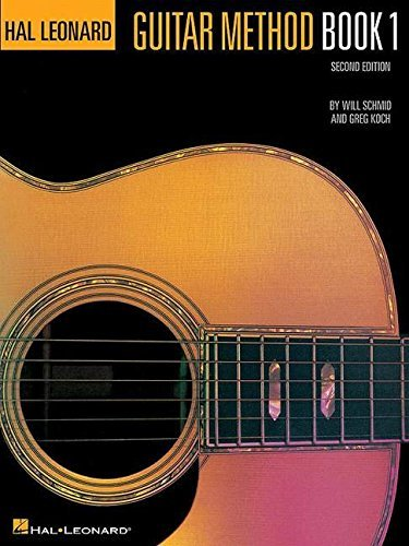 Hal Leonard Guitar Method Book 1: Book Only (Bk. 1) by Will Schmid (1970-01-01)