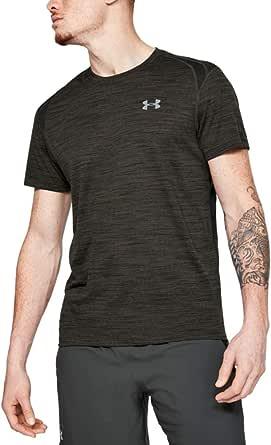 Under Armour Men's Streaker 2.0 Time Lapse Shortsleeve Short-Sleeve Shirt