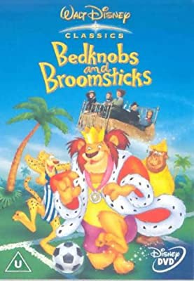 Bedknobs And Broomsticks [DVD] - cheap UK light store.