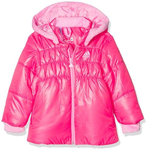 adidas Inf Pa Girl Jkt – Chaqueta para niños, Color Rosa