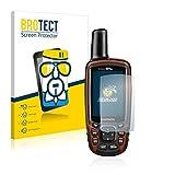 BROTECT Pellicola Vetro Compatibile con Garmin GPSMAP 64s - Vetro Prottetivo, Flessibile 9H, AirGlass
